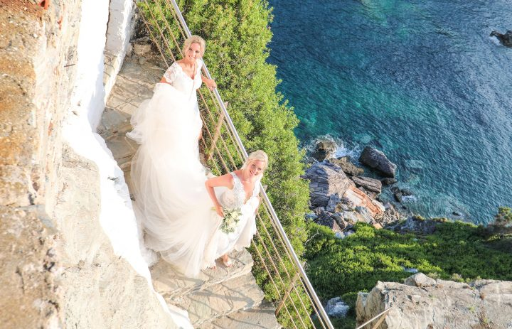 Skopelos wedding Photography